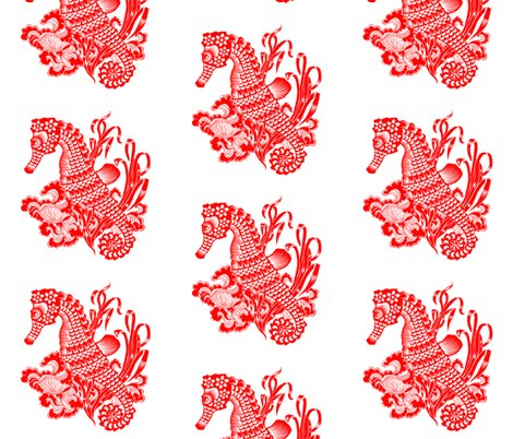 Rrseahorse_chinese_paper_cut_shop_preview