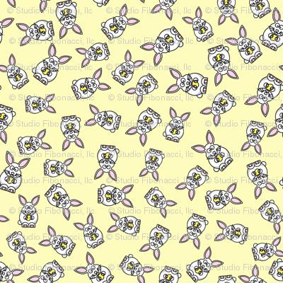Easter Bunny (yellow)