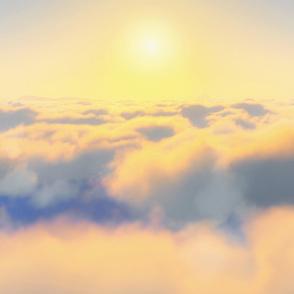 Heaven's Breath 26-Center Panel