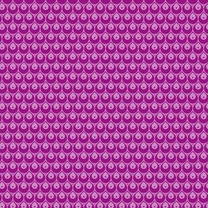 raindrops purple