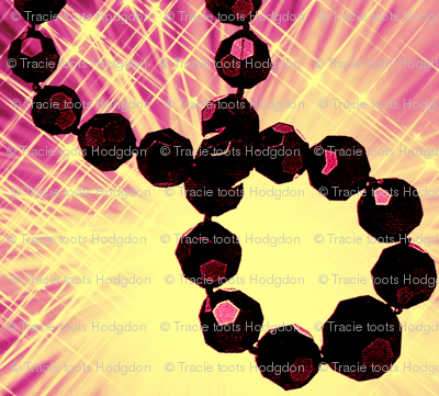 Disco beads - Liza
