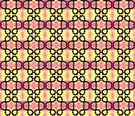Disco beads - Liza fabric by tequila_diamonds on Spoonflower - custom fabric