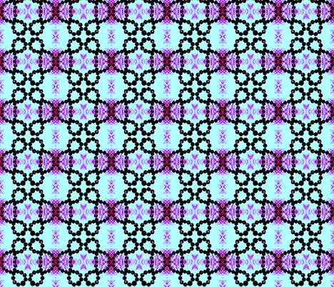 Disco beads -Bianca fabric by tequila_diamonds on Spoonflower - custom fabric