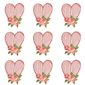 Hearts and Roses
