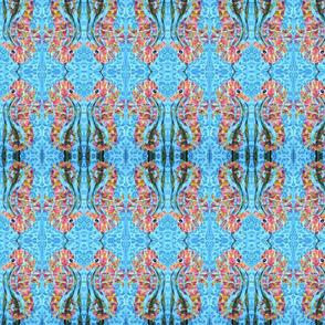 Calypso seahorse