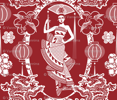 Imperial China Paper Cutting