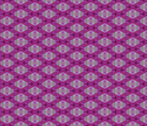 Pink Lily Fractal fabric by andrusgardens on Spoonflower - custom fabric
