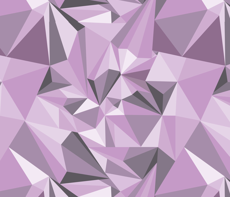this place is a prism fabric by annaboo on Spoonflower - custom fabric