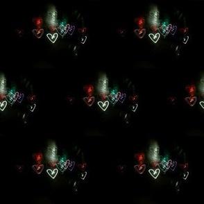 Light Traced Hearts