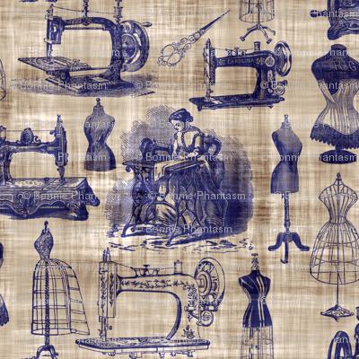 Vintage Sewing Toile