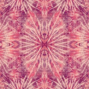 Pink Blush Tie Dye