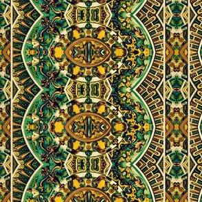 vintage ornamentation remix