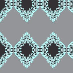 Onyx Diamonds/Grey