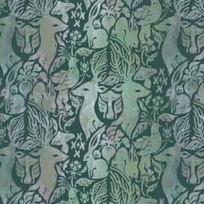 Fairytale Forest Wallpaper