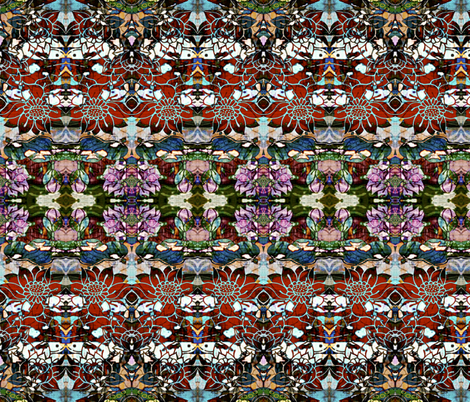 Frog Pond fabric by whimzwhirled on Spoonflower - custom fabric