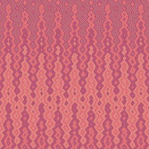 diamond chevron pink