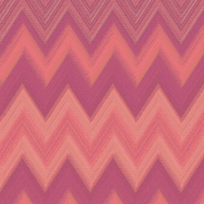chalk chevron pink