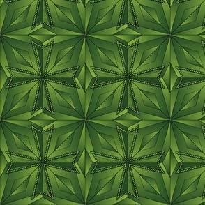 templar_cross_prism_green