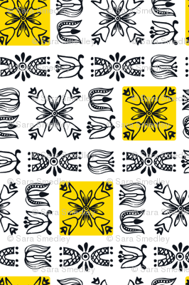 Dutch Garden - yellow