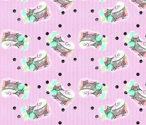Watercolor_cat_fabric1_shop_preview