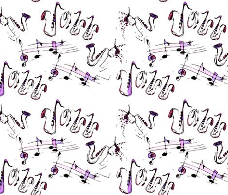 Jazz_1 fabric by tat1 on Spoonflower - custom fabric