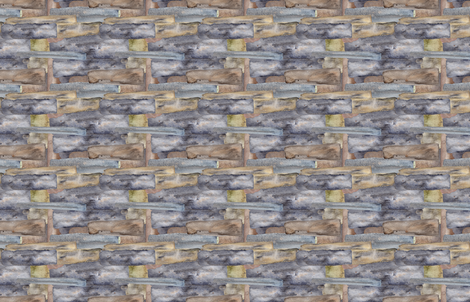Asphalt horizontal fabric by wiccked on Spoonflower - custom fabric