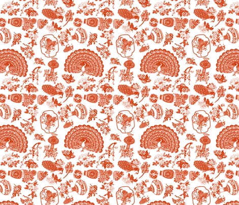 papercutting fabric by shannon-mccoy on Spoonflower - custom fabric