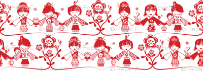 Little China Dolls