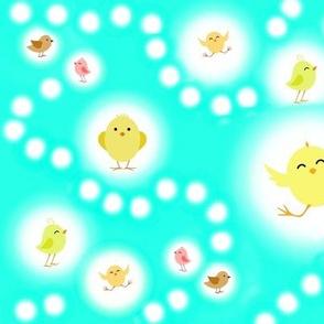 Happy Bird Dreams