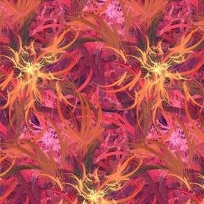 fuschia flamingo
