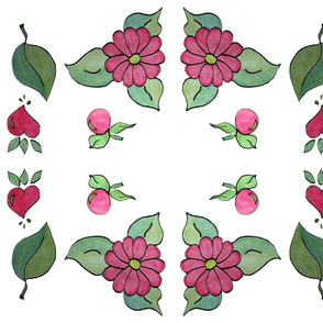 FreshBerries&Hearts-SweetPink