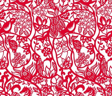 Chinese fabric patterns - photo#31