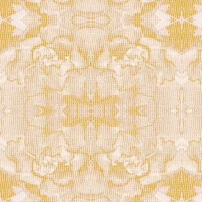 Abstract Floral Sand- warm