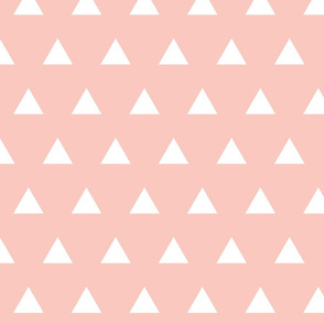 pink triangles giftwrap ivieclothco spoonflower