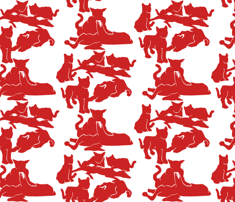 Wild_Feast fabric by aalk on Spoonflower - custom fabric