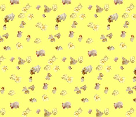 MINI POPCORN fabric by bluevelvet on Spoonflower - custom fabric