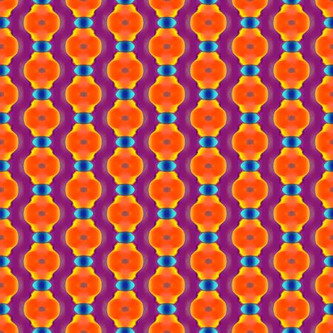 Beaded Curtain fabric by fireflower on Spoonflower - custom fabric