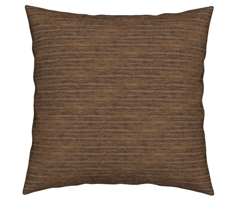Grass Mat -  warm walnut brown