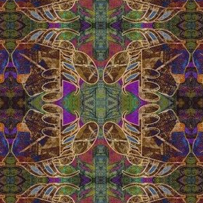 Silhouettes of Jazzmine