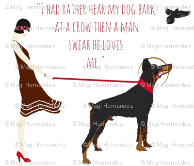 Hear my dog bark -