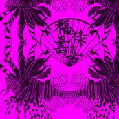Lionfish on Purple