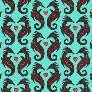 seahorsepatternXtile