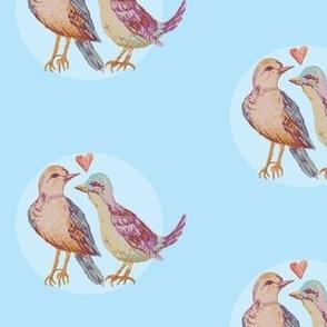 Why Do Birds Suddenly Appear...
