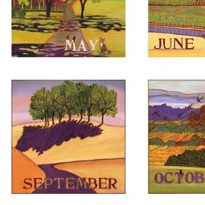 The Bishop's Ranch Calendar
