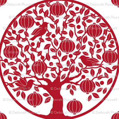 The_Red_Lantern_Tree