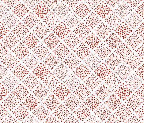 Papercut Leavings fabric by mongiesama on Spoonflower - custom fabric