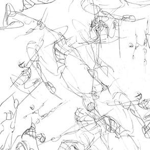 Sketch Dancers