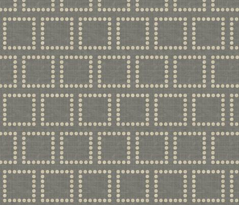 Glam Box Tweed fabric by littlerhodydesign on Spoonflower - custom fabric