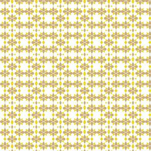 Sandal in Gold