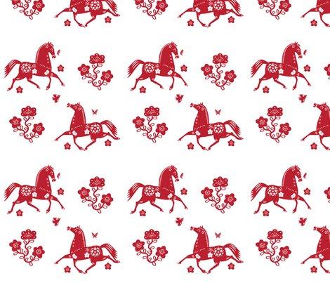Rpapercut-horses-fabric-2color_shop_preview